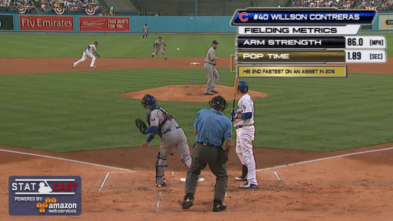 DYK: Facts and figures from NLCS Game 4