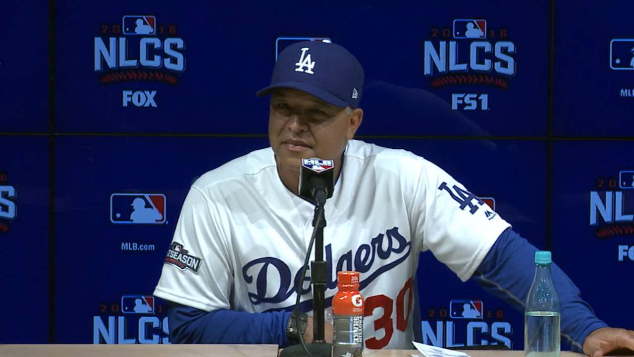 Dodgers have themselves to blame in Game 4