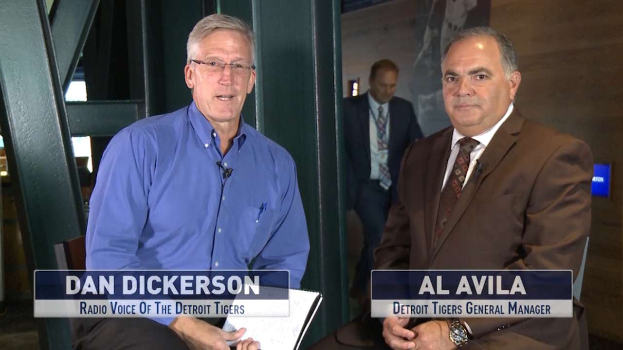 Al Avila on the Tigers' future
