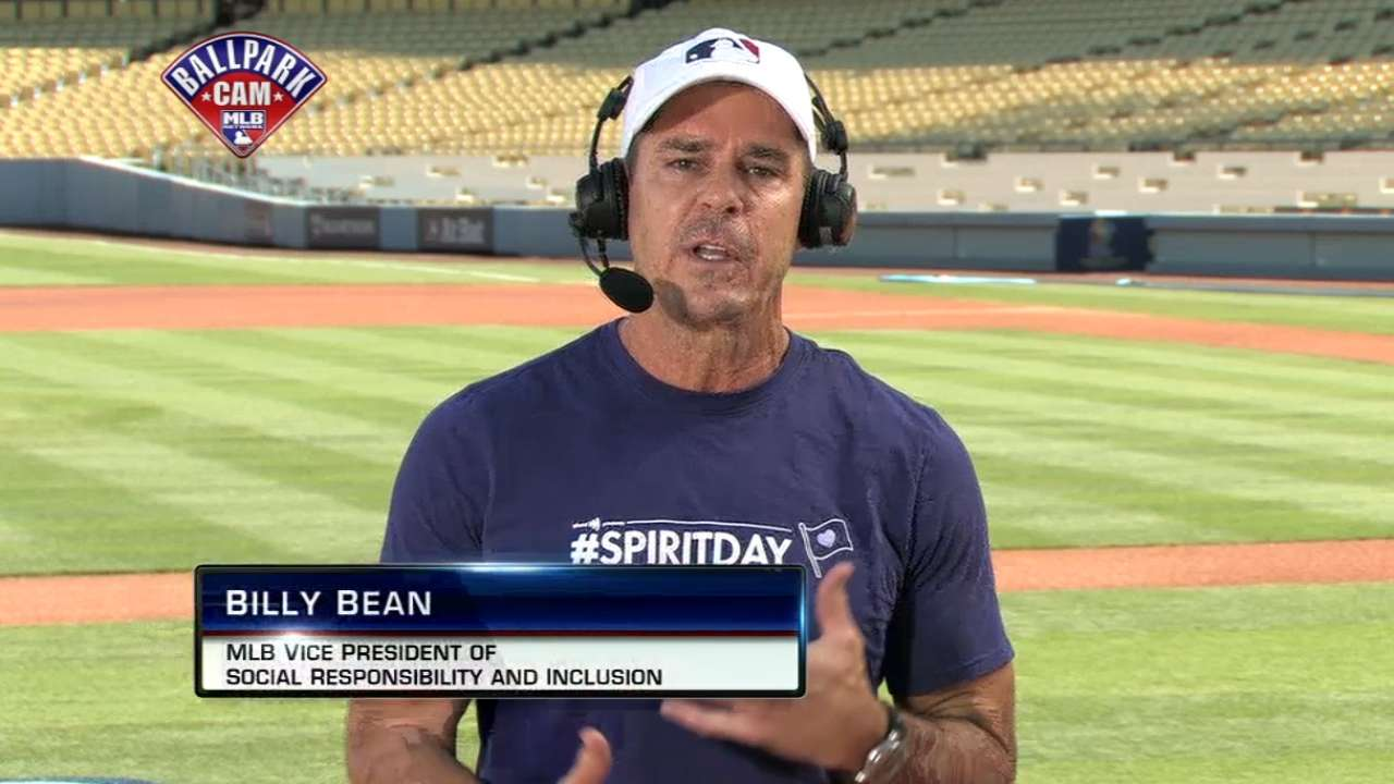 The Rundown: Billy Bean