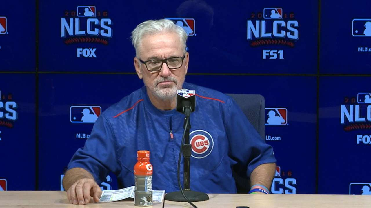 Maddon on Game 5 win