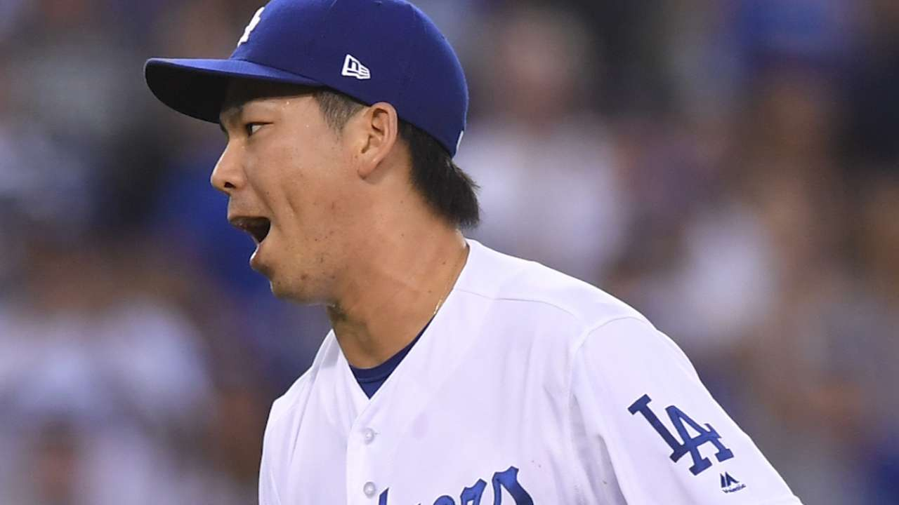 Roberts on taking Maeda out
