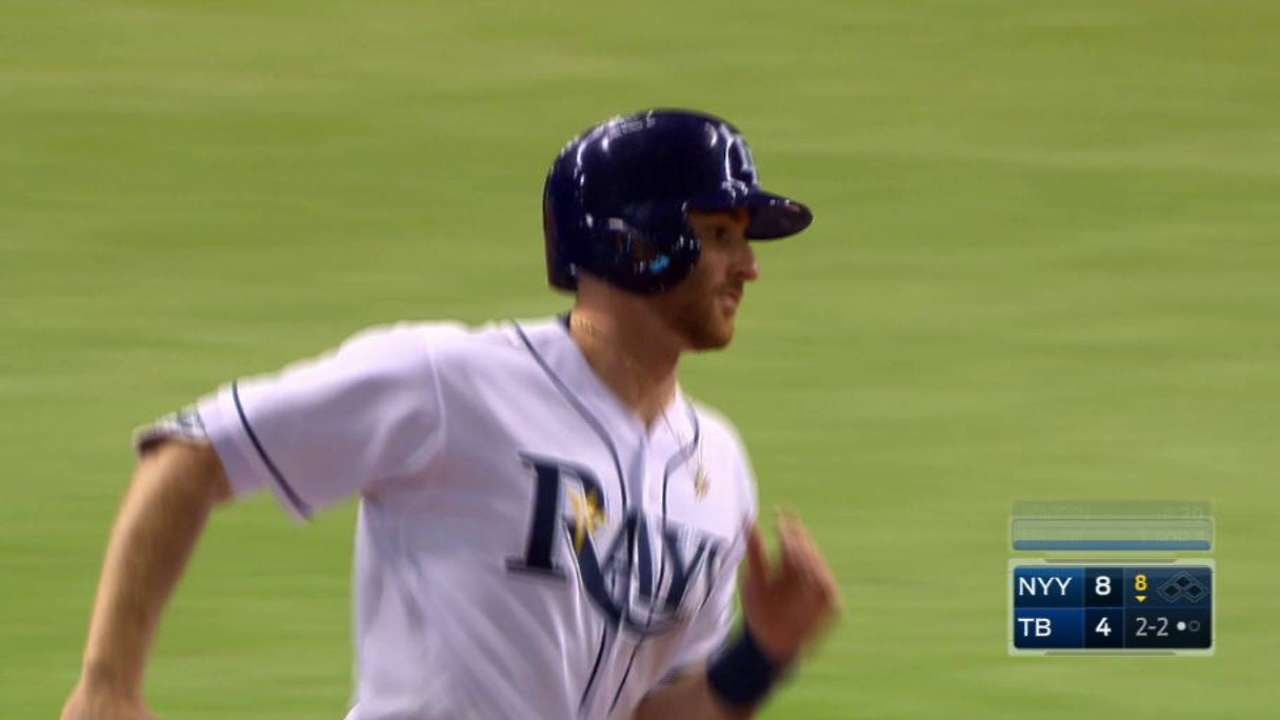 Miller's 30th homer