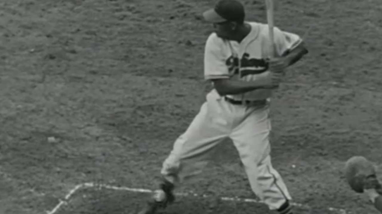 Doby, Paige highlight special 1948 World Series