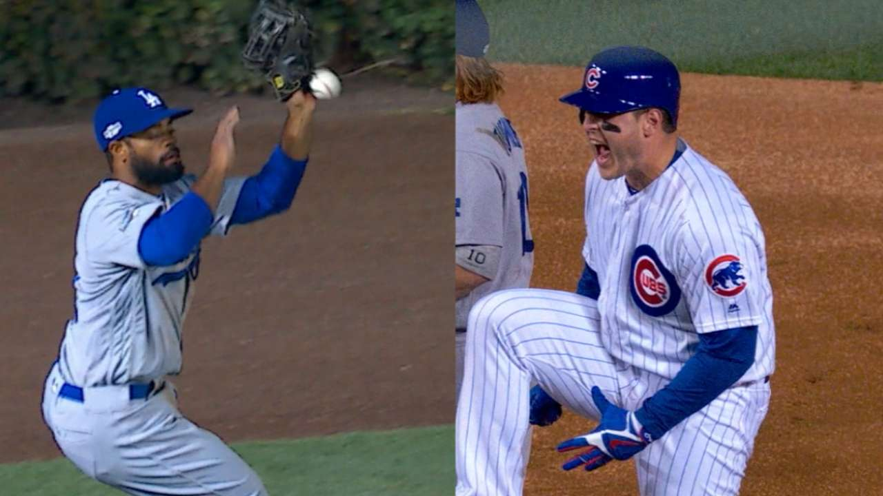 Rizzo takes advantage of error