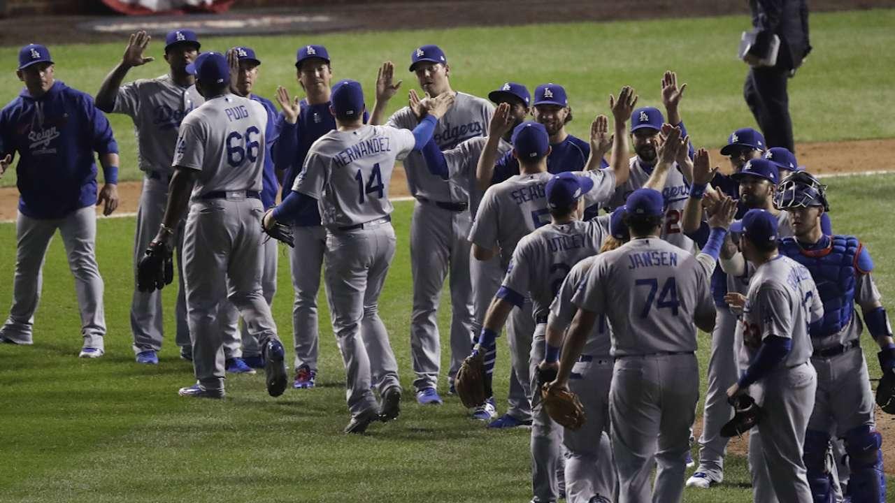 Roberts recaps Dodgers' year