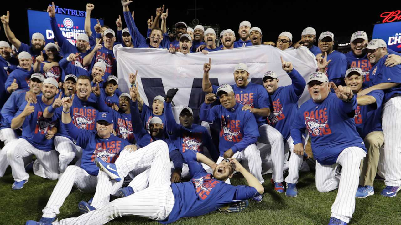 Cubs beats Dodgers in Game 6 to win NL pennant | MLB com