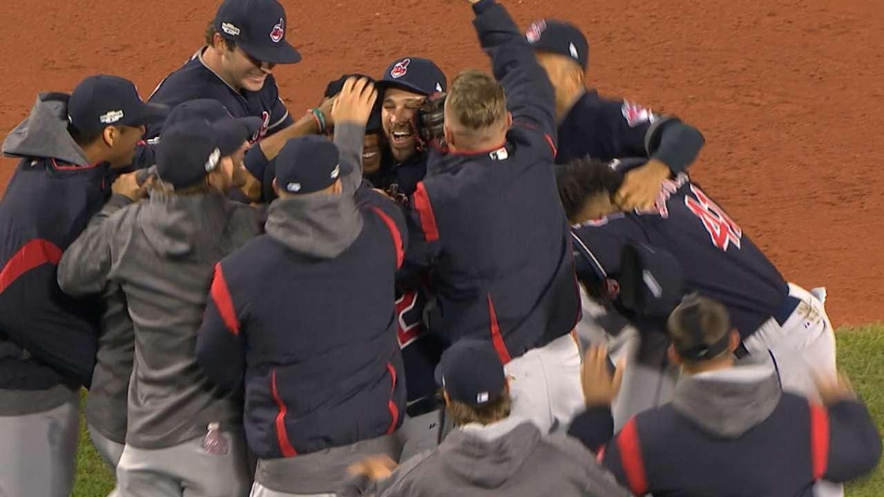 Hamilton calls the Indians' run
