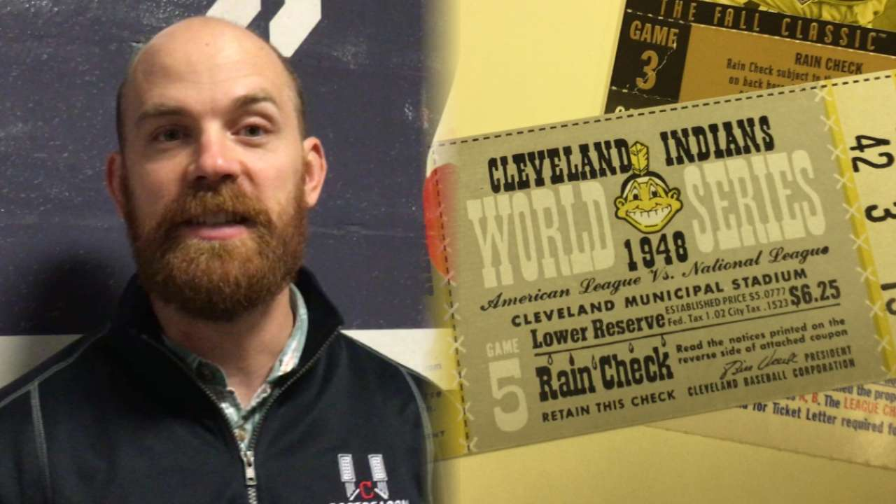Indians' curator delves deep into club's past