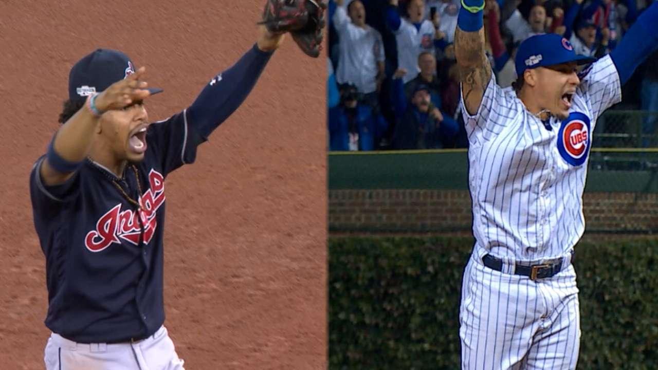 Heavy wait title: Cubs-Indians G1 tonight!