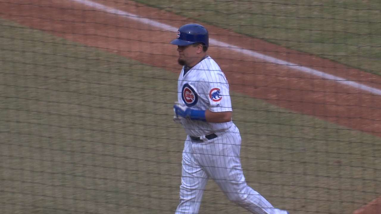 Schwarber's skills could be big boost for Cubs