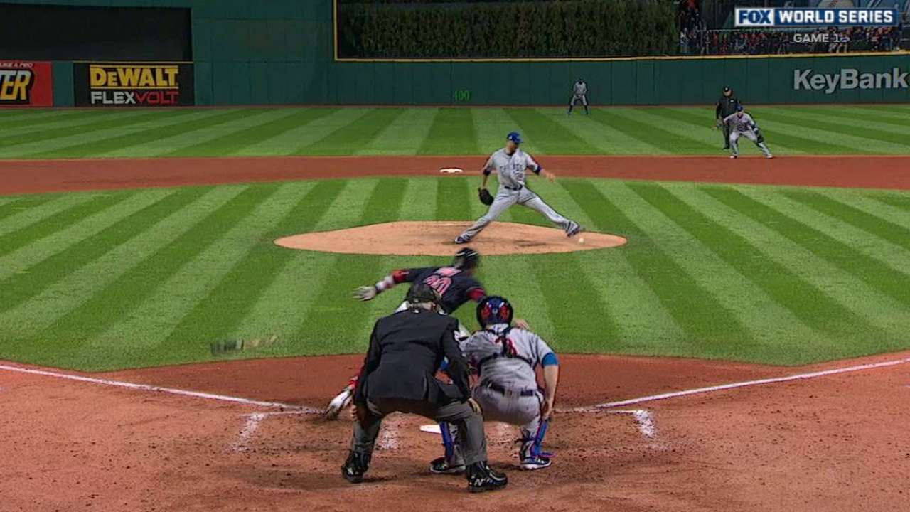 Lester's great play