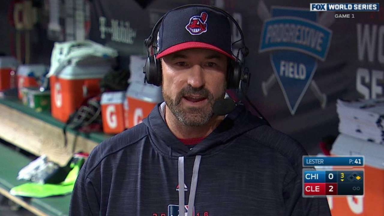 Callaway clicks quite well with Francona