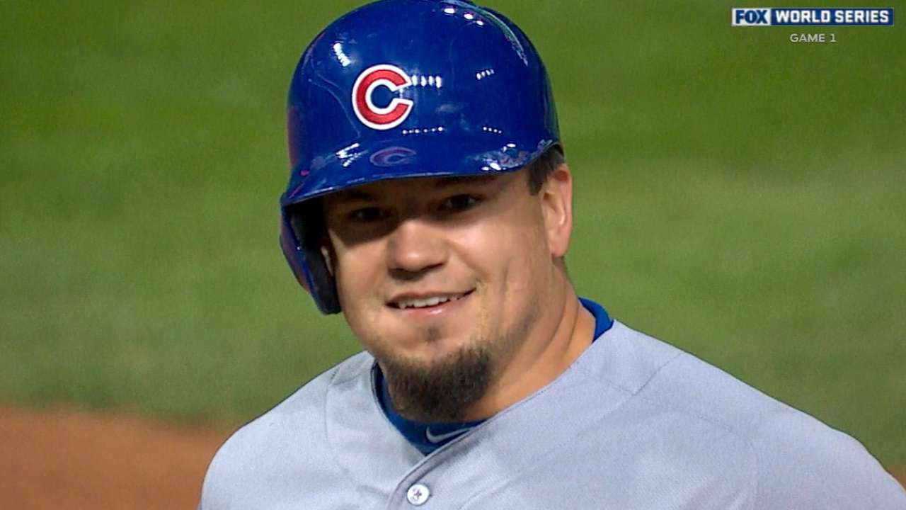 Schwarber on return from DL