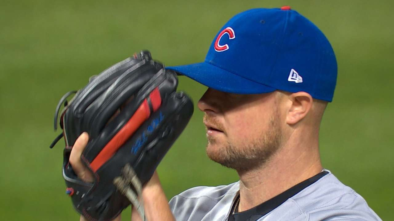 Lester on loss to Indians