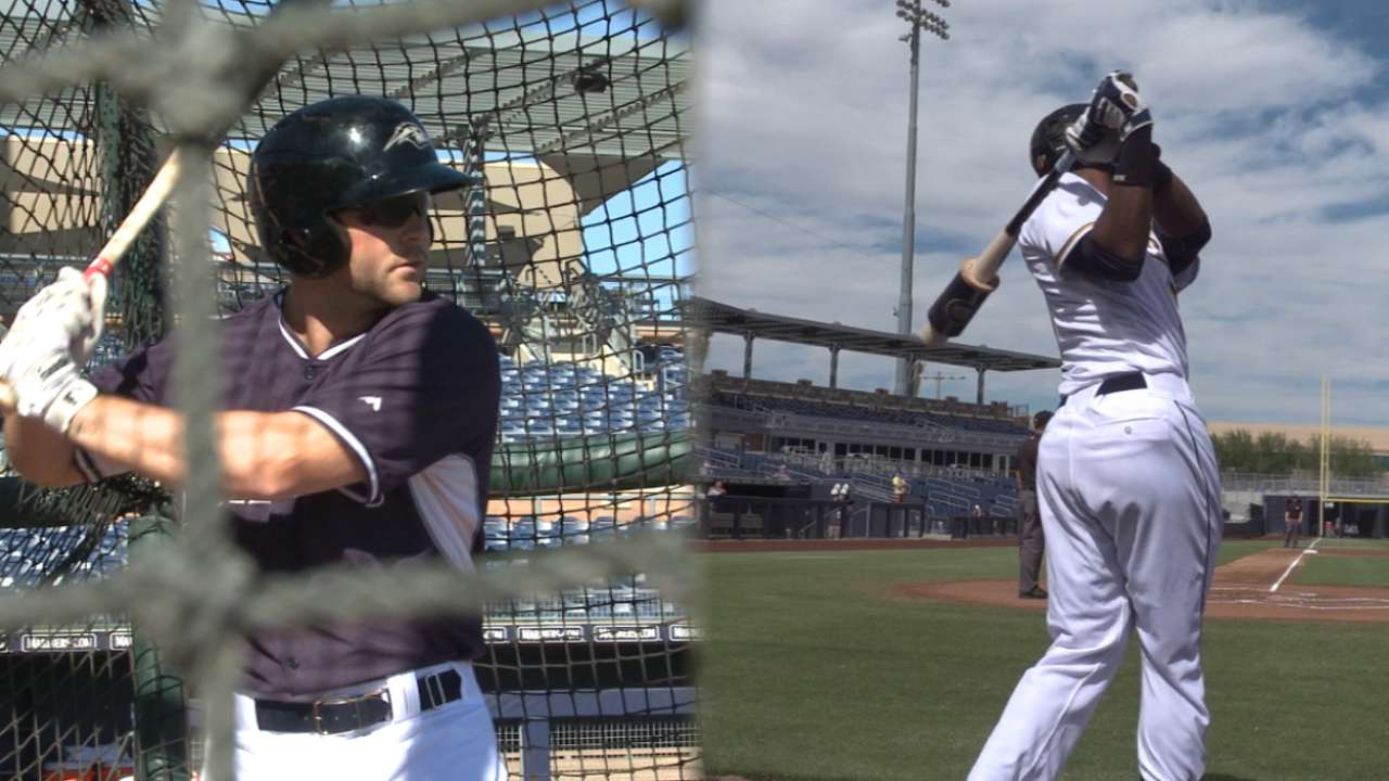 Padres in AFL: Gettys, Cordero building on success