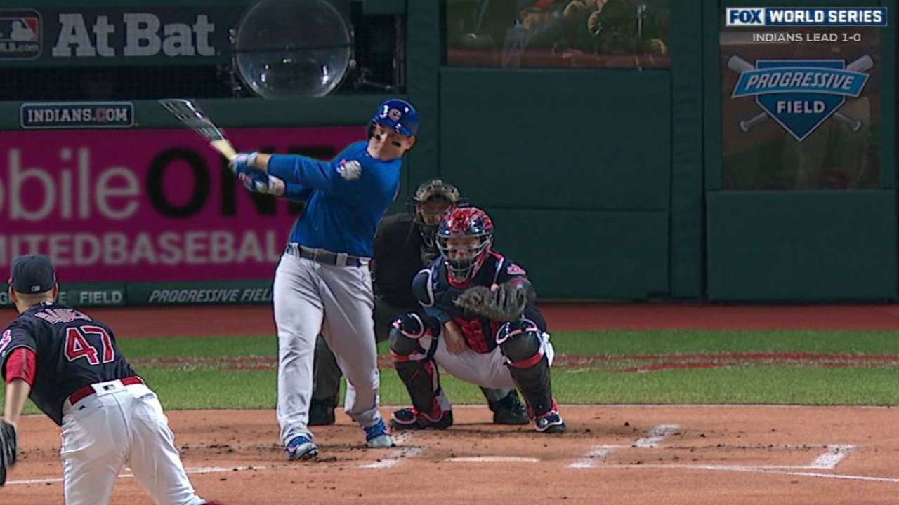 Rizzo's RBI double on FOX