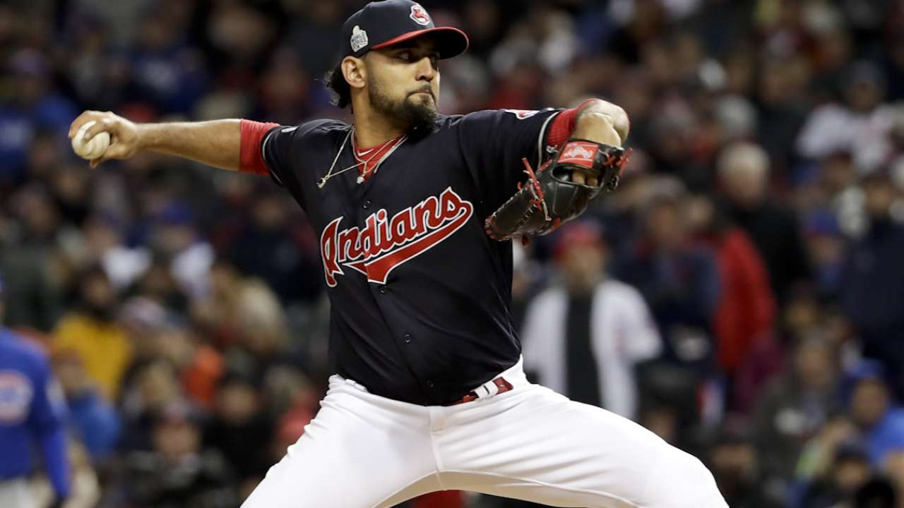 Salazar shakes off rust in relief appearance