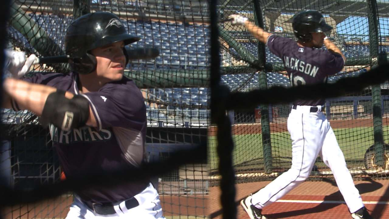 Mariners in AFL: O'Neill aims to end year on high note