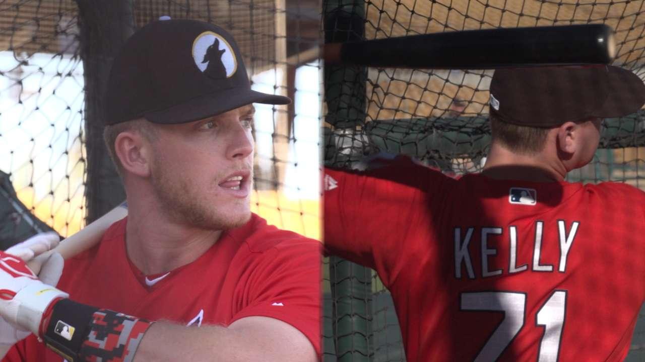 Bader, Kelly on Fall League