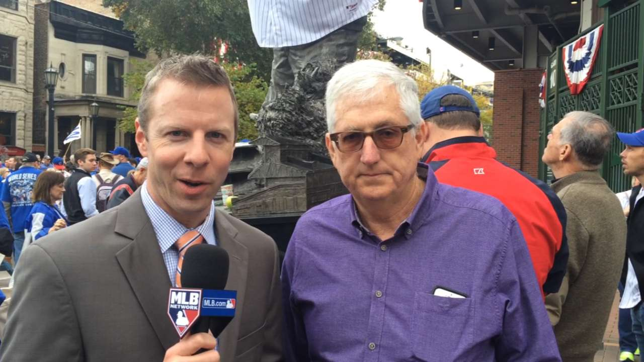 Rogers on crowds at Wrigley