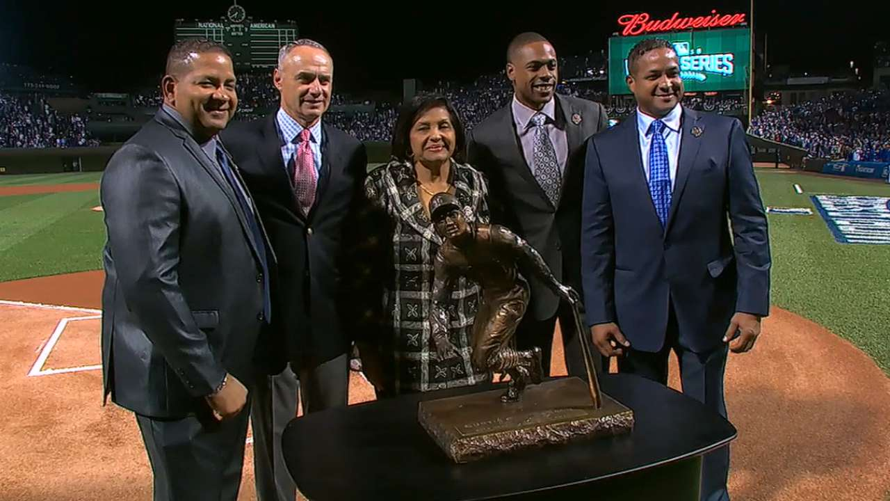 Granderson truly embodies Clemente Award