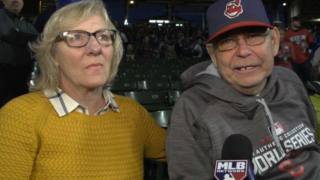 Tomlin's parents on son's start