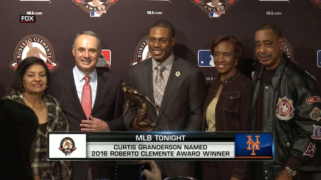 MLB Tonight: Curtis Granderson