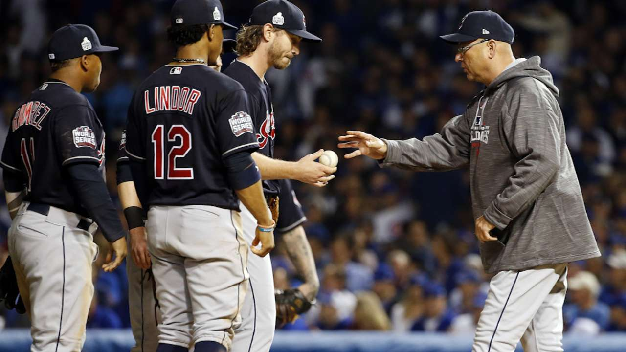 Oct. 28 Terry Francona postgame interview
