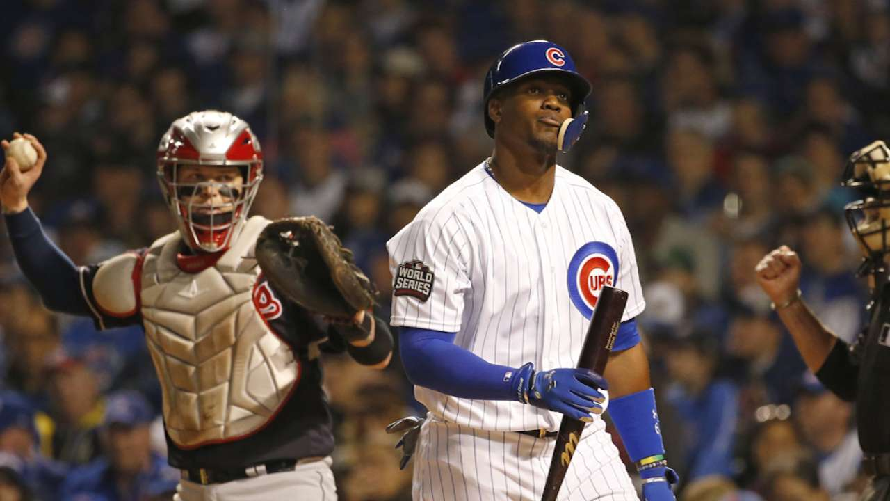 0 Cubs, 0: Chicago offense comes up empty
