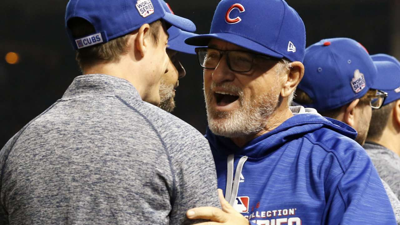 Maddon on lessons from Game 1