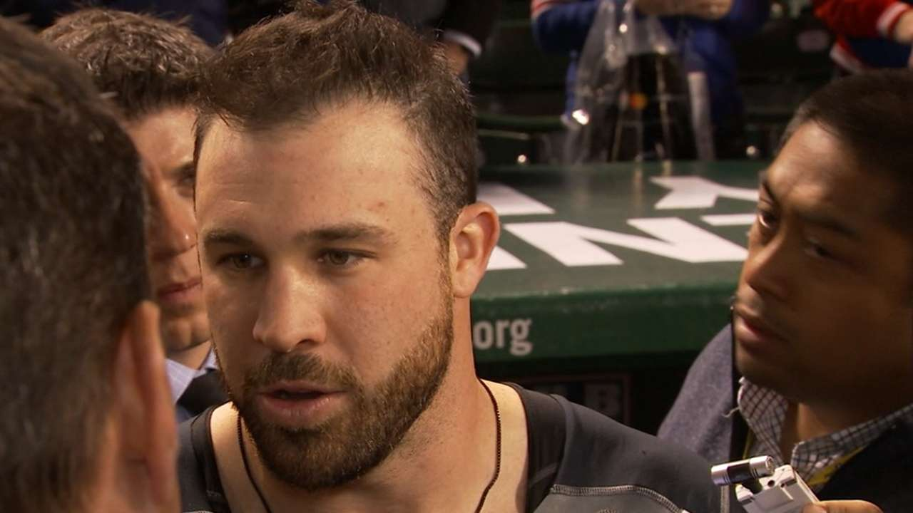 Kipnis on Game 3 win over Cubs