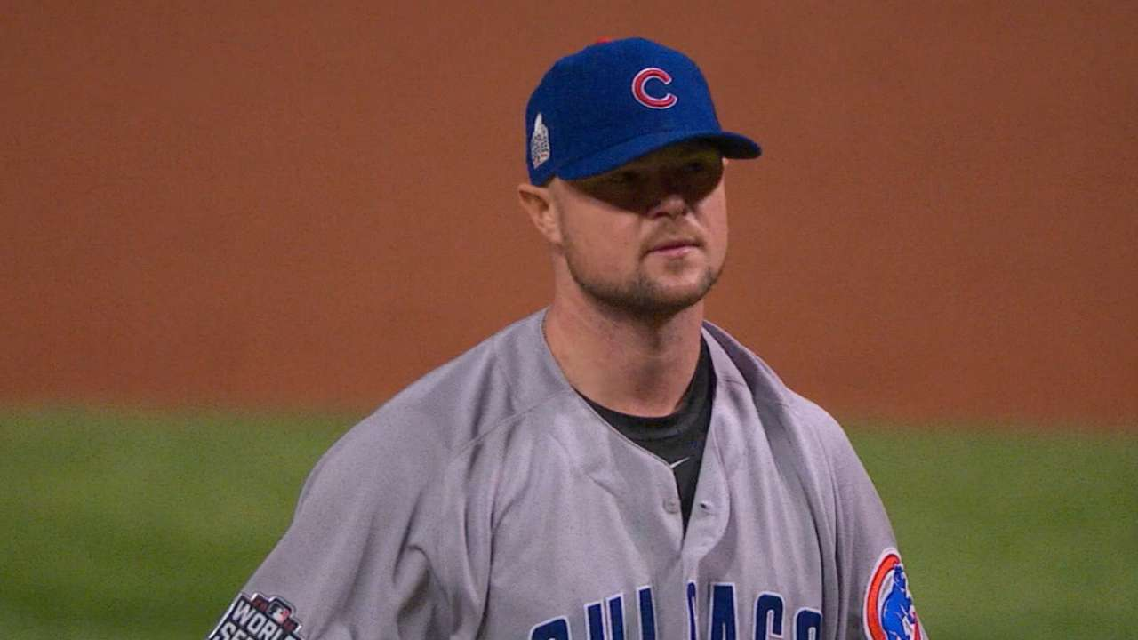 In World of hurt, Cubs turn to Lester