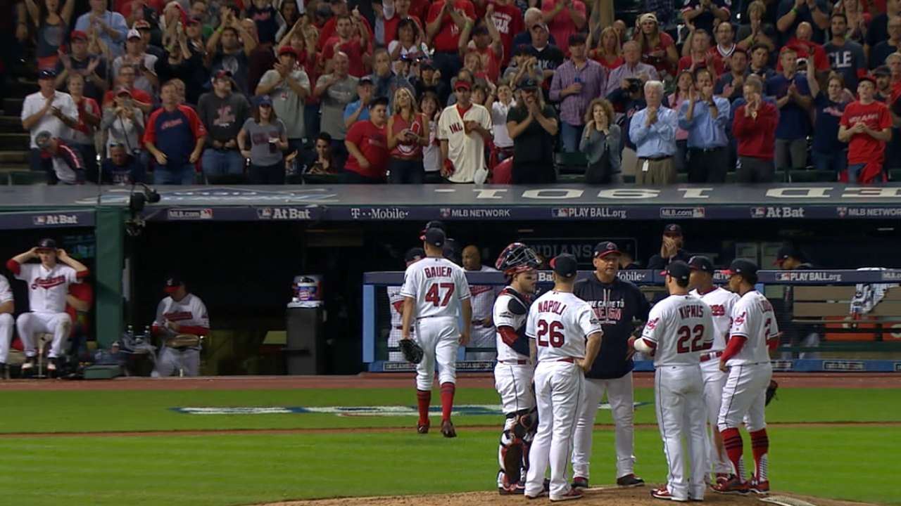 Goals for Bauer: Silence Wrigley, clinch title
