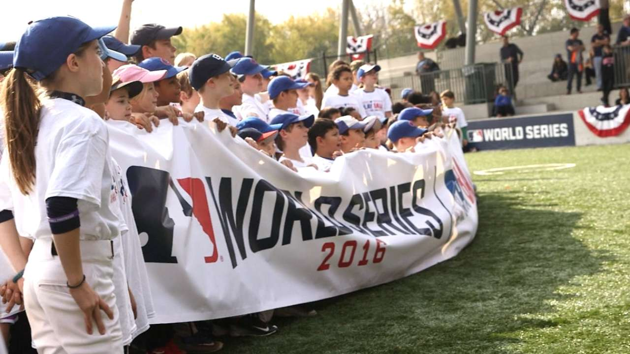 Play Ball initiative showcased in Chicago