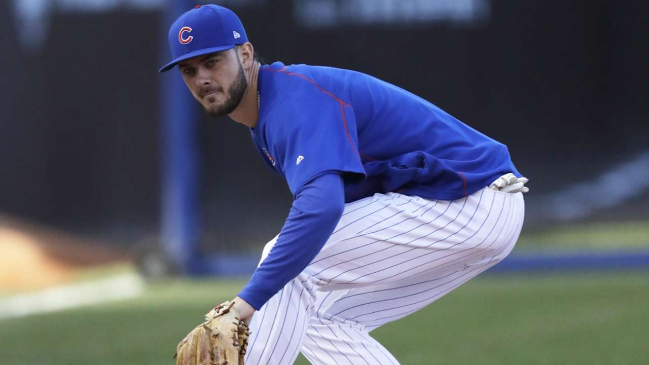 Cubs off the mark after promising start in Game 4