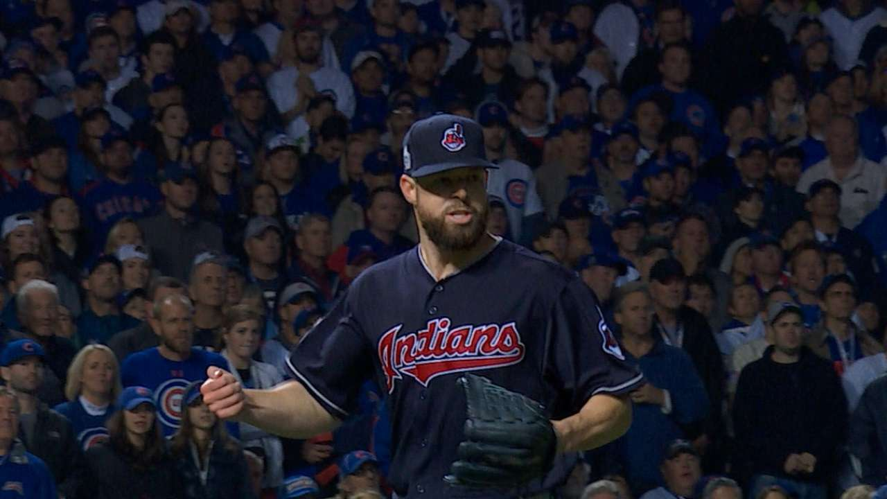 Stats of the Day: Kluber on historic run