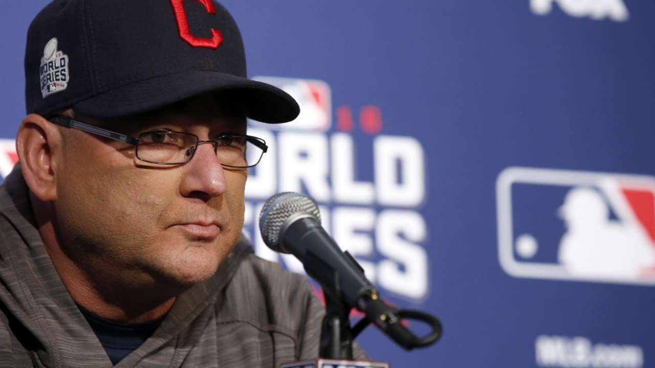 Oct. 30 Terry Francona pregame interview