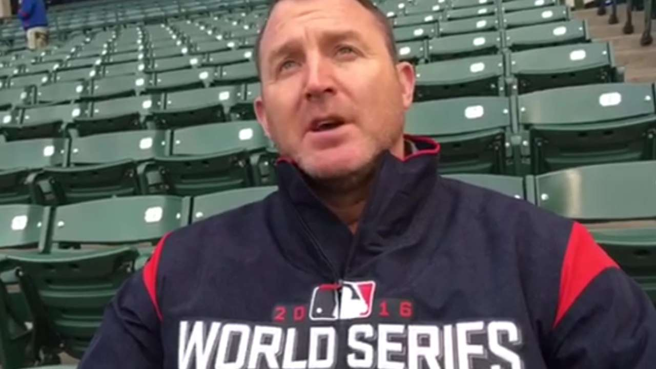 Thome wants title for Tribe coach Alomar Jr.