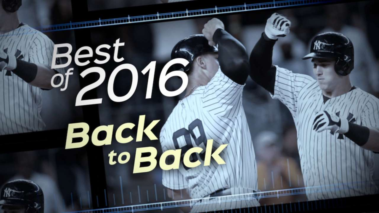 Best of 2016: Back-to-back