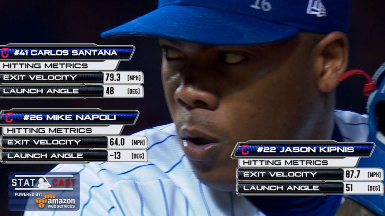 Statcast of the Day: What a relief!