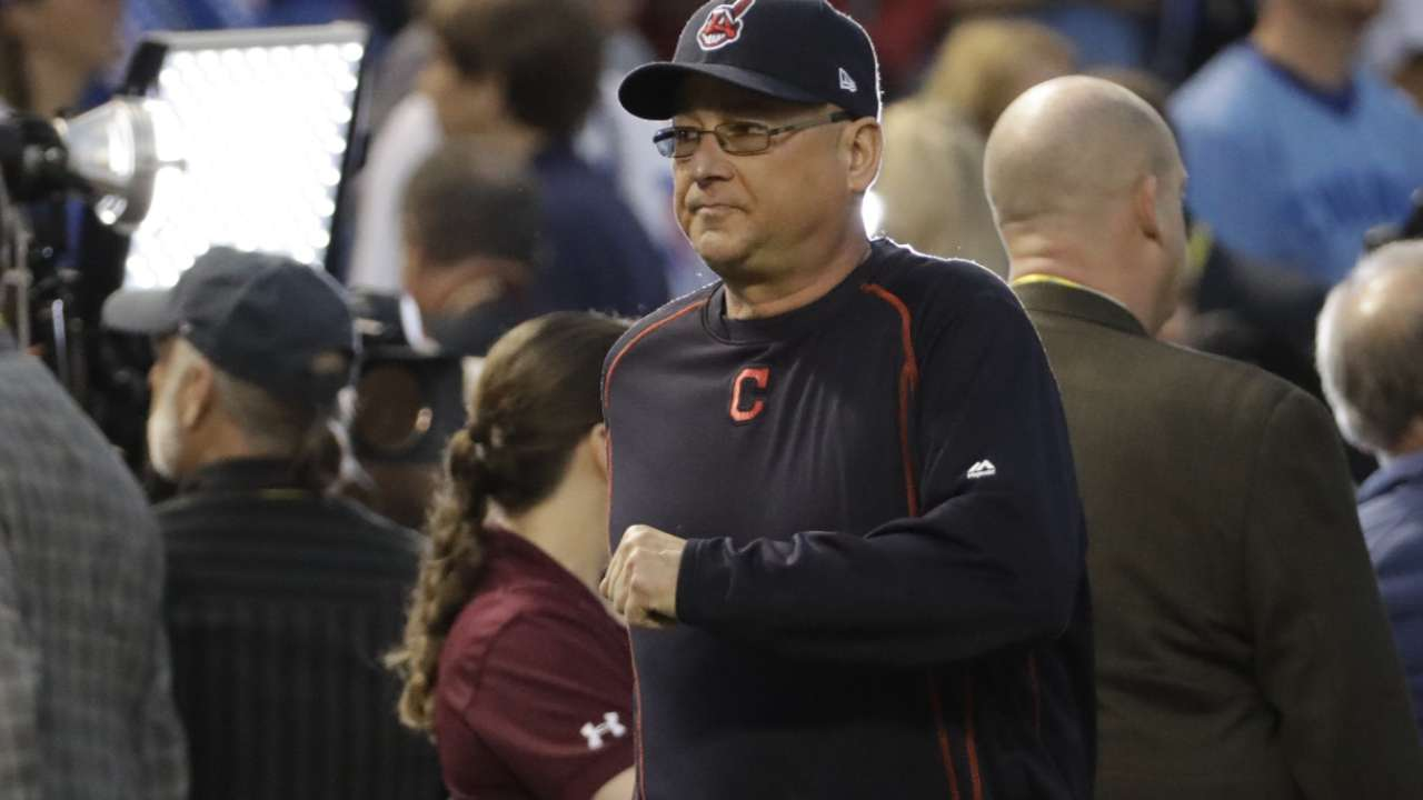 Oct. 30 Terry Francona postgame interview