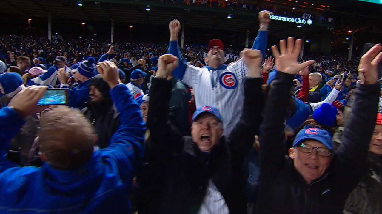 Game 5 win brings new hope for Cubs fans