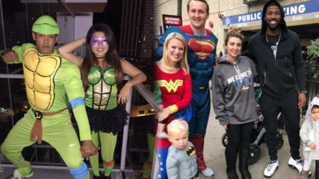 The Cubs are traveling to Cleveland in their very best Halloween ...