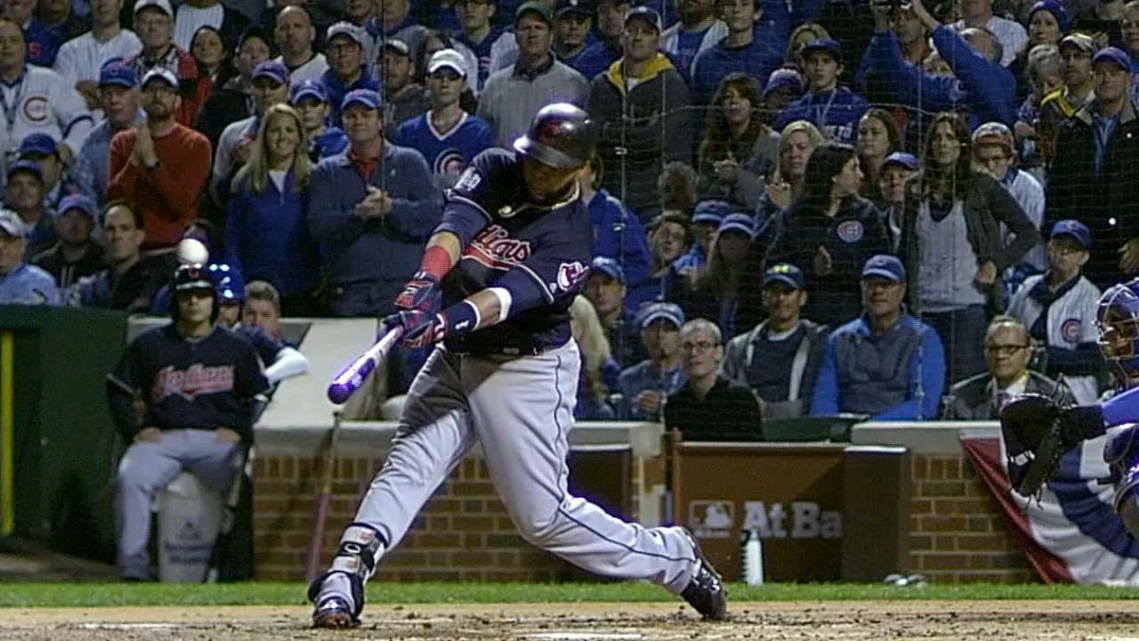 Cubs, Indians benefit from DH