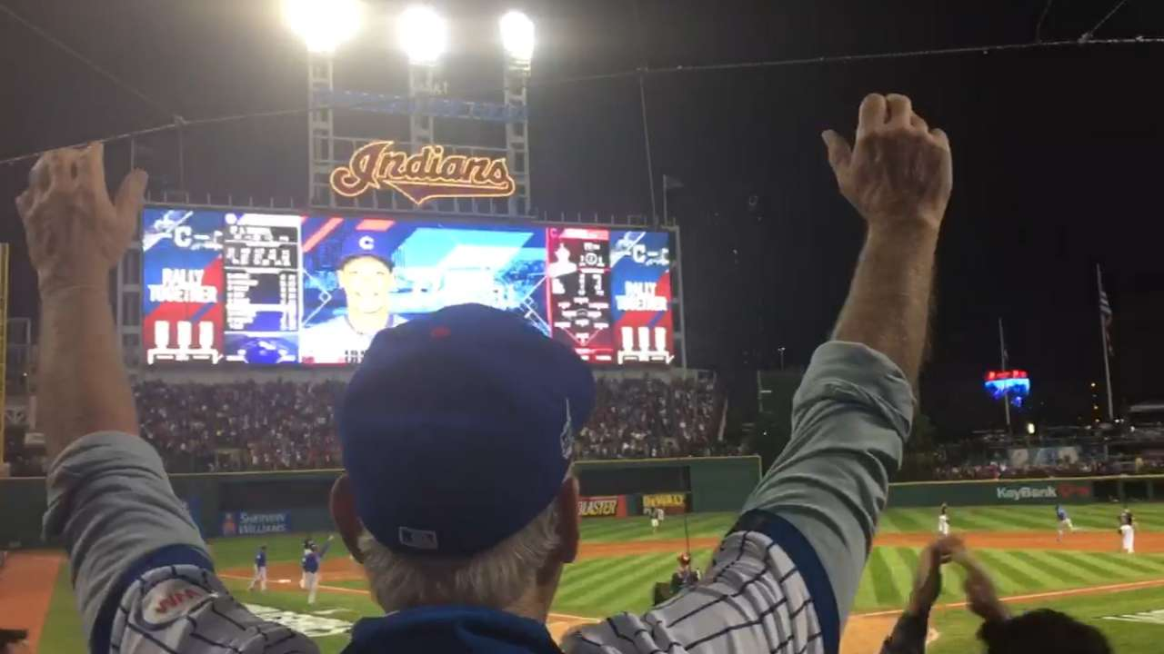After World Series Game 6: IRL