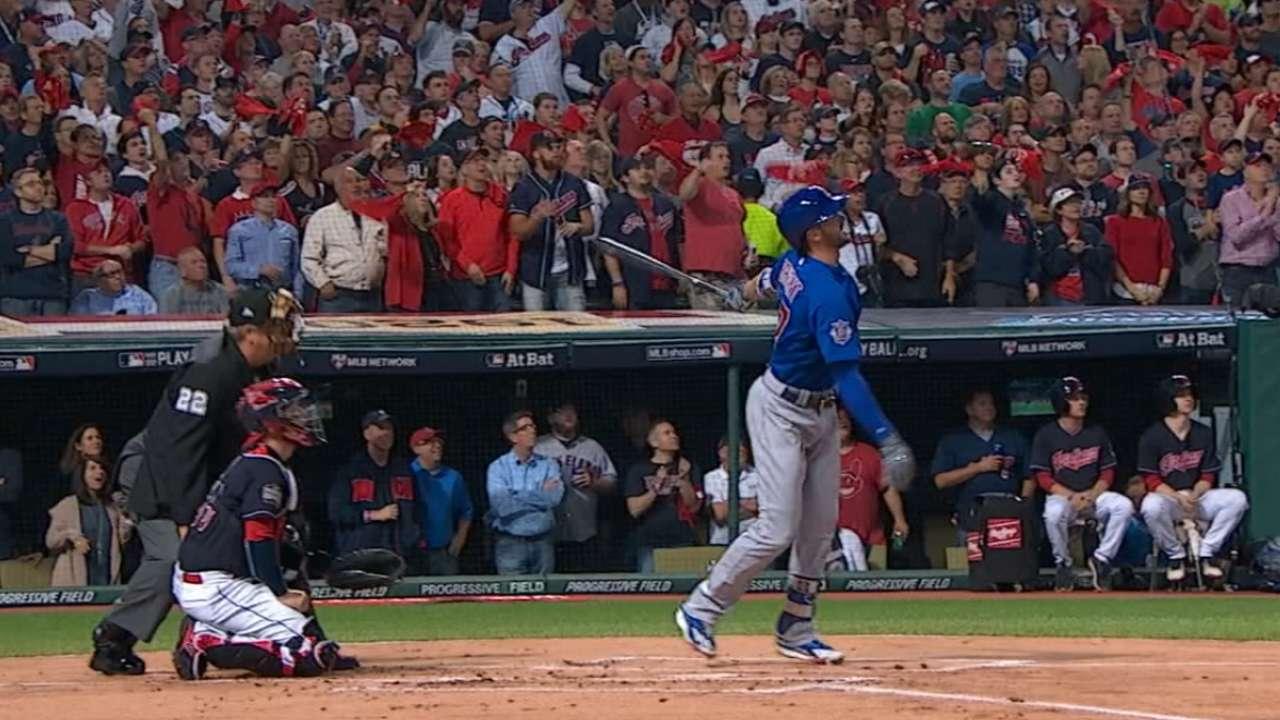 Must C: Bryant's solo home run