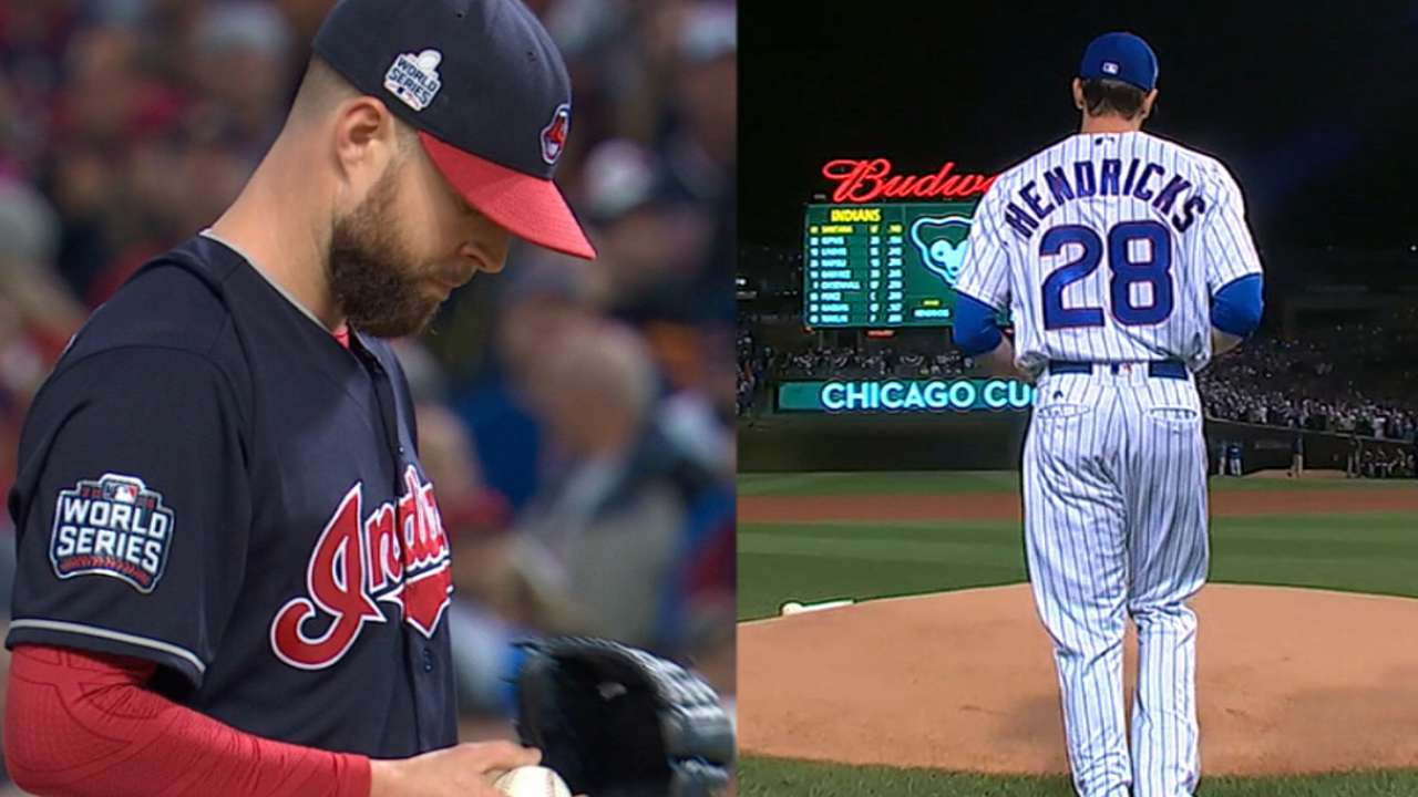 Pitchers ready for Game 7