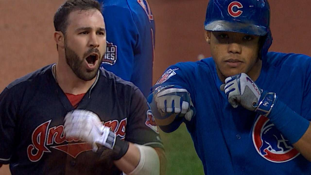 Cubs, Tribe look ahead to Game 7