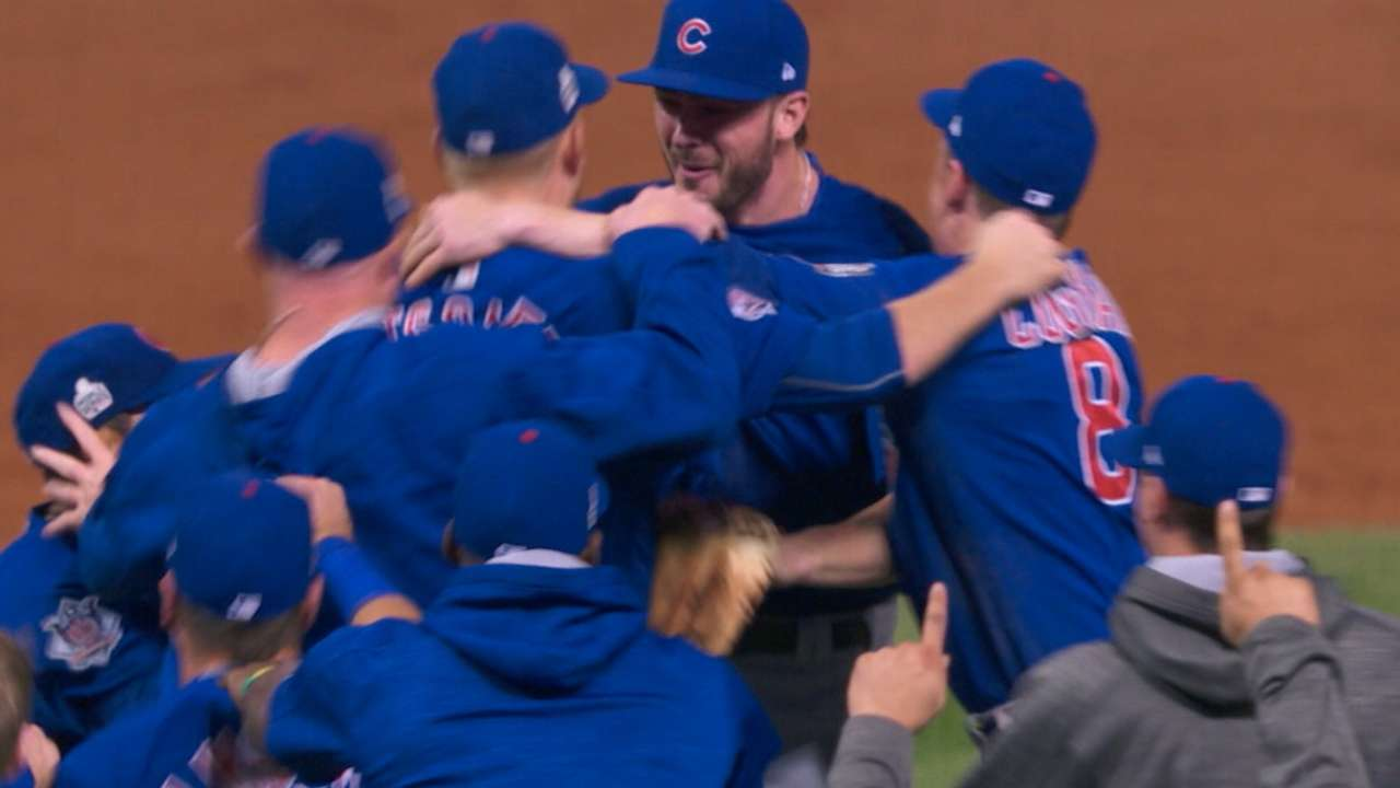 NL Central title mere stepping-stone for Cubs